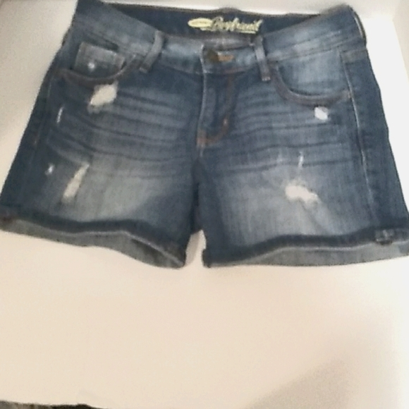 Old navy the/LE BOYFRIEND short Jean distressed